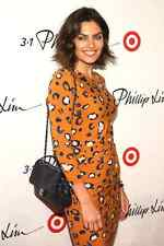 NEW! 3.1 Phillip Lim for Target Stretch Dress side ruching Animal Leapard Print