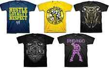 NEW WWE Shirts Pick 1-John Cena, CM Punk, Randy Orton, The Shield, Fandango, TNA