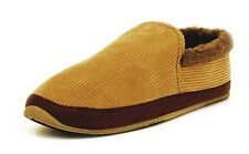 Brand New In Box Deer Stags Slipperooz Brown Or Navy Cord Slippers Shoes Loafer