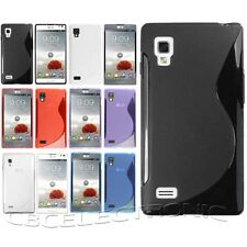 New Multi Color Soft Skidproof Gel skin case cover for LG Optimus L9 P760