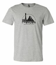LORD OF THE RINGS MORDOR FUNNY MENS SHIRT
