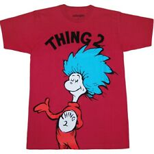Dr. Seuss Thing 2 T-Shirt New