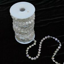 Acrylic Crystal Bead Garland Diamond Strand Wedding Decoration Curtain Chains