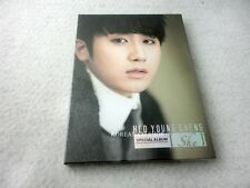 Heo Young Saeng (SS501) Special Album - She CD + POSTER (OPTION) + FREE GIFT