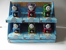 THOMAS WOODEN RAILWAY ~ EARLY ENGINEERS ~ ROSIE ~ THOMAS ~ PERCY ~ 18 MONTHS +