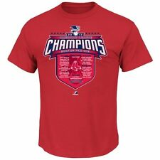 Boston Red Sox 2013 American League Champions Team Roster T-Shirt