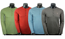 New Mens Timberland long sleeve T Shirt Size S M L XL