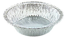 "Handi-Foil 5"" Tart Pan - Disposable Aluminum Mini Pot Pie Tin REF# HFA 306-25"