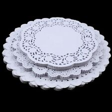 100 Pcs Catering Pack Paper Doilies/Place-mats Party,Wedding...FREE SHIPPING