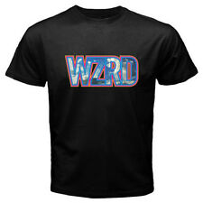 "New KID CUDI ""WZRD"" Rap Hip Hop Soul Music Men's Black T-Shirt Size S to 3XL"