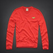 BRAND NEW GENUINE HOLLISTER PACIFIC COAST SWEATER OR. UK SELLER.FAST DISPATCH