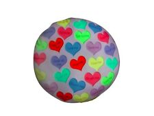 Unique New Round Pink Heart Dog Beds ! Bring The Rugged Outdoor In Dogzzzz