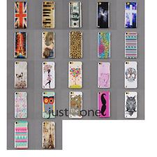 Cool Fashion Cute Pattern Back Cover Protector for Apple iPod Touch 5 New HOT