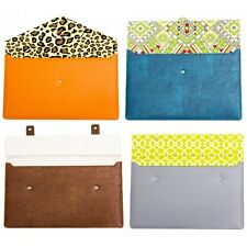 "NEW LEATHER MACBOOK 13"" AIR PRO CASE SLEEVE BUSINESS RETRO PREMIUM DESIGNER"