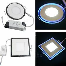 LED 10W/15W/20W Recessed Panel light Down Light Mount Bulb Wall Ceiling light