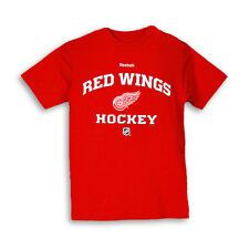 Detroit Red Wings YOUTH 2012-13 Team Authentic T-Shirt