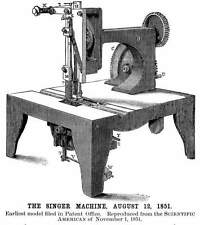 Every Singer Sewing Machine manual, for repair,service, parts,schematic all pdf