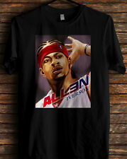 Allen iverson rookie 1996 all topps 2 t-shirt (longsleve & hoodie available)