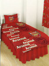 Arsenal Bedroom Range - Bedding - Curtains - Wallpaper - Border - Stickers