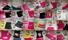 * NWT NEW GIRLS 2PC HELLO SUMMER SHORT & SHIRT OUTFIT SET 2T 3T 4 5 6