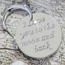 NEW ❤ I Love You To The Moon and Back Necklace Bracelet Rare Gift For Her Xmas ❤