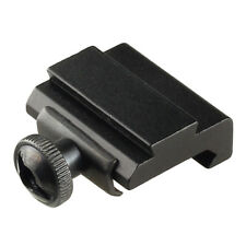 Scope Mount Rail 20/21MM Dovetail to 10MM/11MM Picatinny Weaver Adapter Base