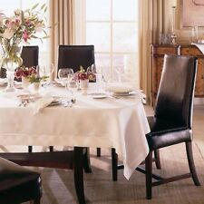 LUXURIOUS SFERRA CLASSICO PURE LINEN TABLECLOTHS