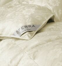 SFERRA SNOWDON CANADIAN WHITE GOOSE DOWN DUVETS WITH 900+FILL POWER