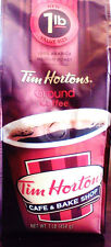Tim Hortons Coffee  .. Ground or Whole Bean  1lb bag