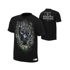 WWE Authentic Undertaker No Grave Can Hold My Soul Mens Black T-shirt- BRAND NEW