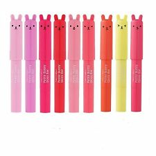 Tonymoly Petite Bunny Lip Gloss Bar 2g 4 Flavors - Free Shipping (US Seller)