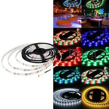 5M 3528/5050 SMD 300 LED Strip Warm/White/RGB Waterproof Flexible Light