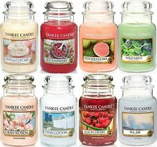 Yankee Candle Large 22oz Jar -Up to 25% off Selected Fragrances - FREE POSTAGE