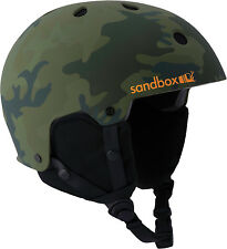 New  Sandbox Legend Snow Helmet - Camo