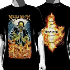 OFFICIAL Megadeth - Nuke 'Em T-shirt NEW Licensed Band Merch ALL SIZES