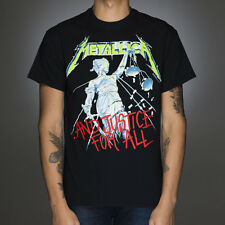 OFFICIAL Metallica - And Justice For All T-shirt NEW Licensed Band Merch ALL SIZ