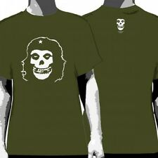 OFFICIAL Misfits - Che Skull T-shirt NEW Licensed Band Merch ALL SIZES
