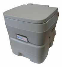 Portable Camping Toilet Loo Caravan, Option to Buy on Own or with Tent