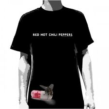 OFFICIAL Red Hot Chili Peppers - I'M With You Black T-shirt NEW Licensed Band Me