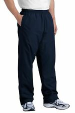 Sport-Tek NEW Mens Wind Pants Lightweight Athletic Dri-Fit Track XS-4XL PST74