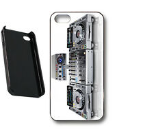 DJ DJM900 turntables, pioneer nexus CDJ900 mixer, for iPhone case 4s 5, 5c, 5s
