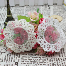 814# 5pcs Sew on Embroidery Appliques Lace Patch DIY Handmade Crafts Accessories
