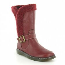 Dr Martens Elate Brielle Womens Leather Warm Lined Boot