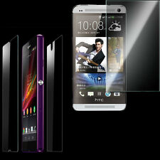 For HTC One M7, Sony Xperia Z Premium Real Tempered Glass Film Screen Protector