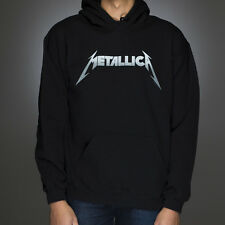OFFICIAL Metallica - Classic Logo Hoodie NEW Licensed Band Merch ALL SIZES