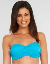 Fantasie Cairns U/W Twist Bandeau Bikini Top in  Blue Lagoon (5953)