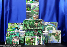 Green Lantern Party Set # 24 Green Lantern Party Supplies Set for 16 to 24