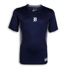 Detroit Tigers 2012 AC Pro-Combat Hypercool Short Sleeve Top by Nike
