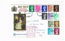 GB STAMPS - First Day Covers - Various Issues