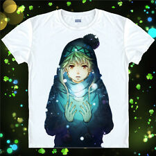 New Style T-shirt  Japanese Anime Noragami Clothing Costume T-shirt D-04
